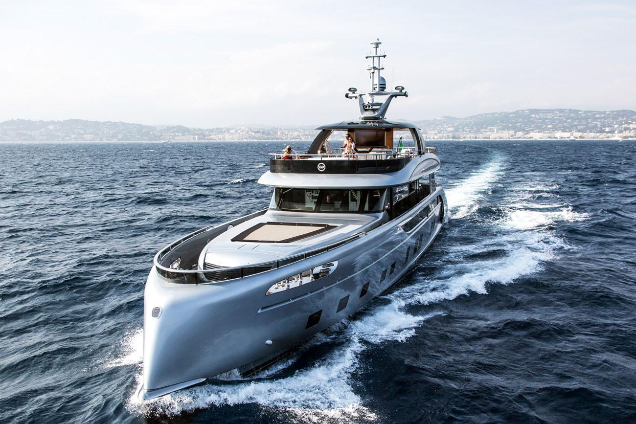 Dynamiq Yacht GTT 115
