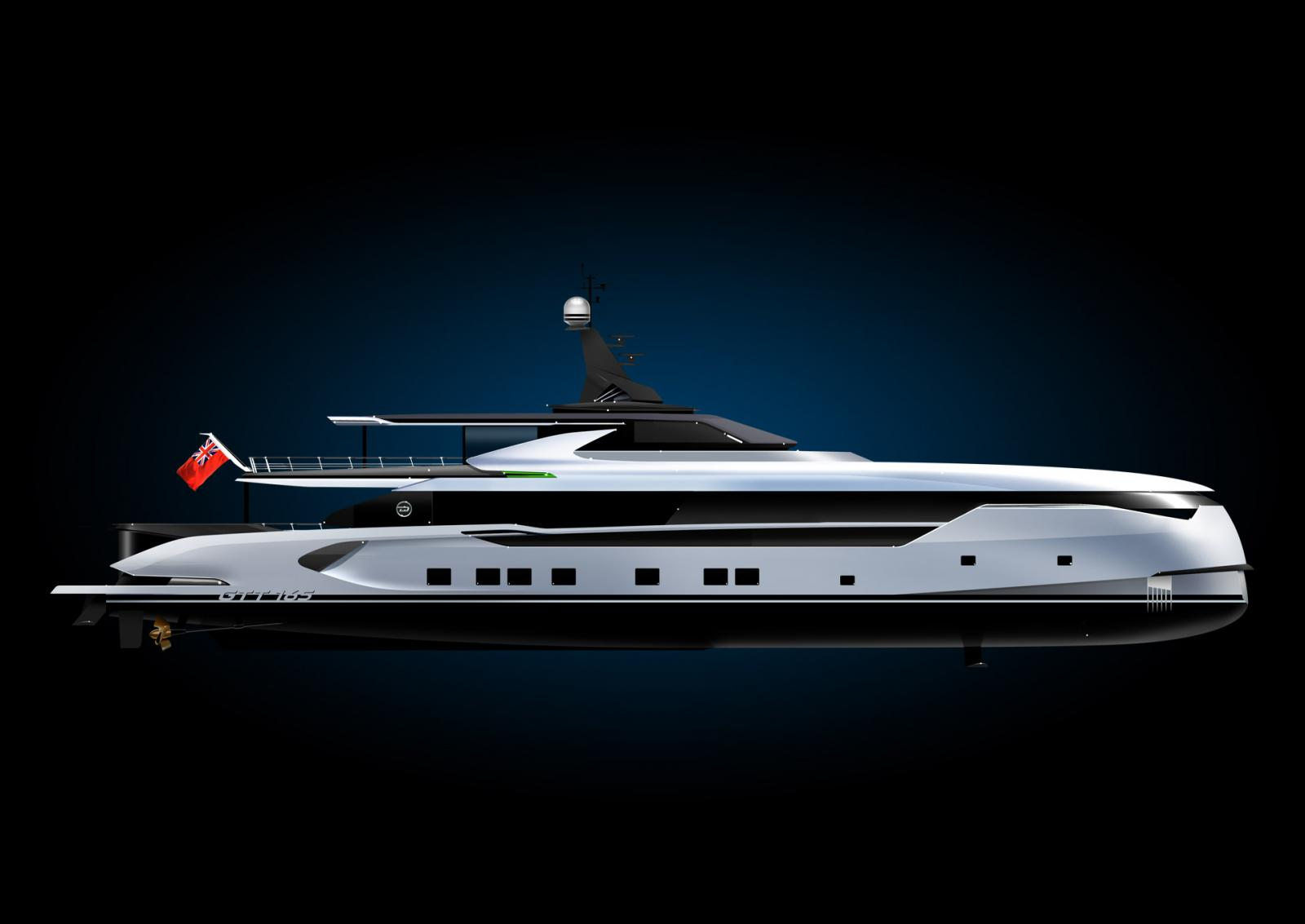 Dynamiq Yacht GTT 165