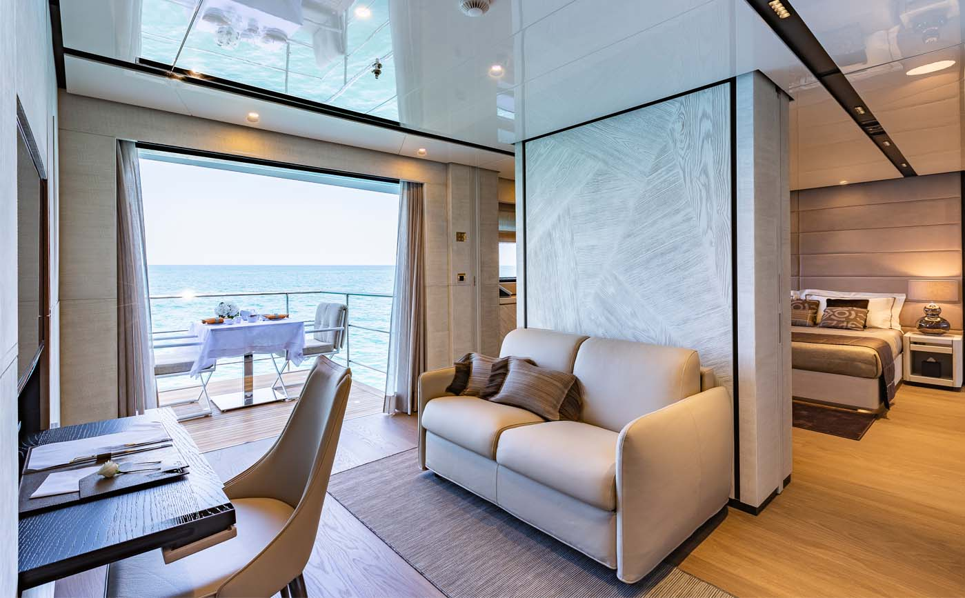 Wider Yacht 165 Cecilia