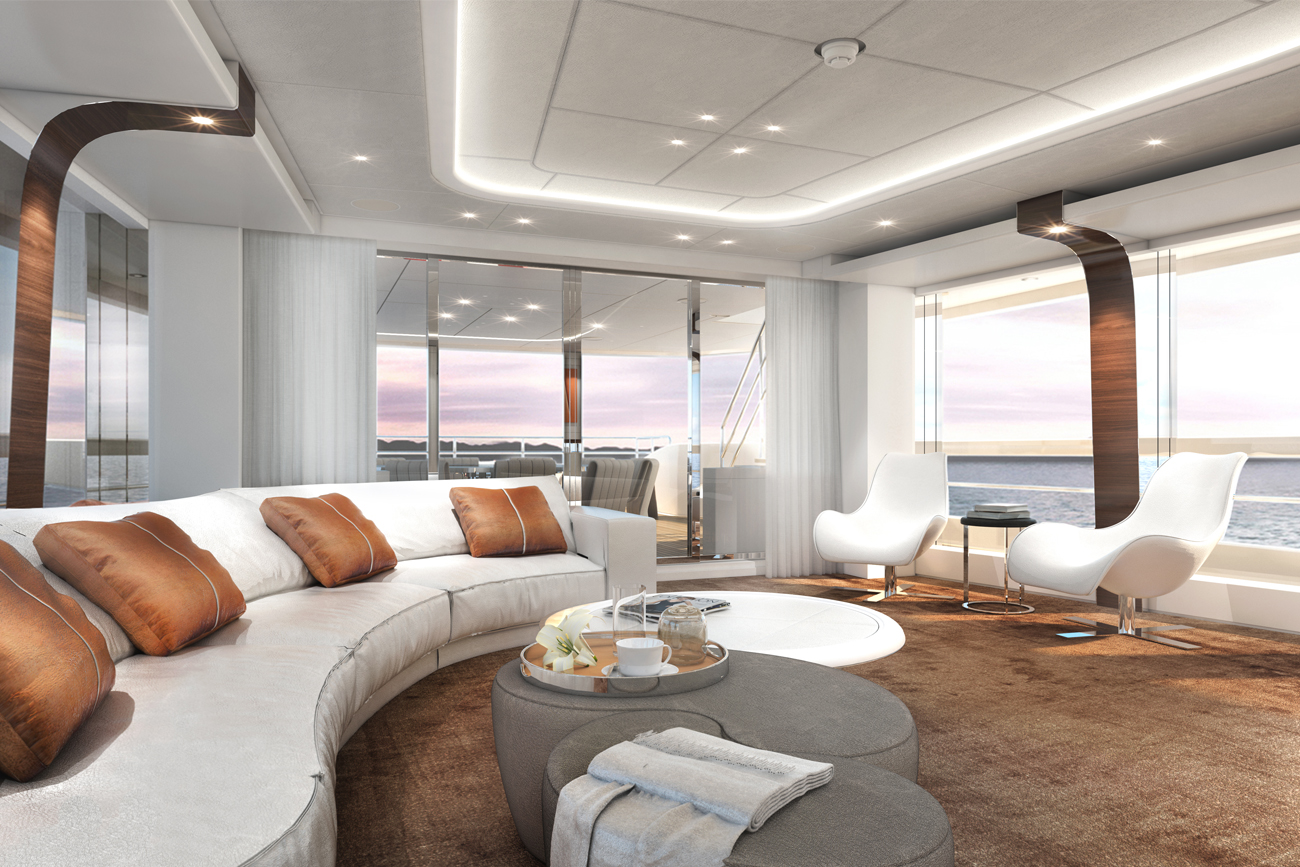 Heesen Yacht Project Electra