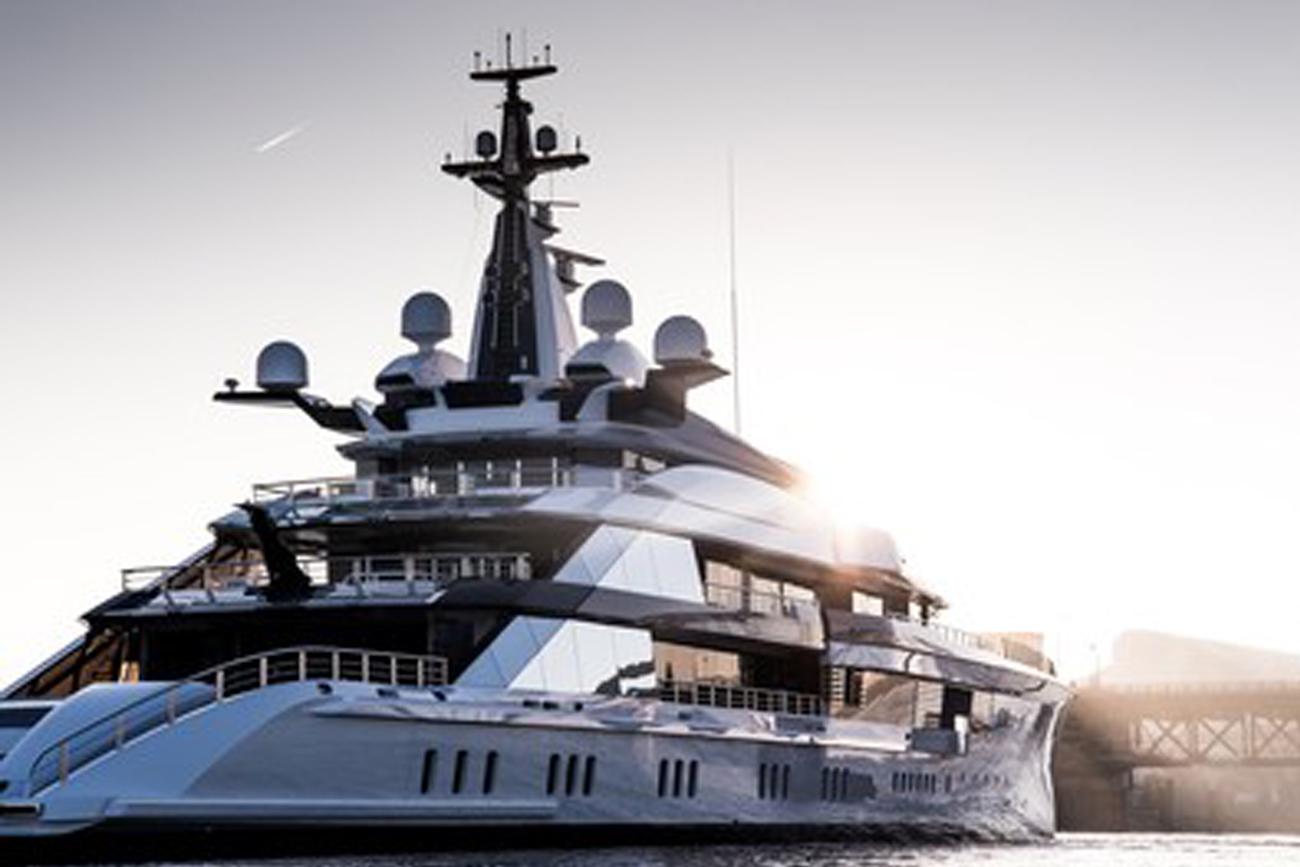 Oceanco Project Bravo