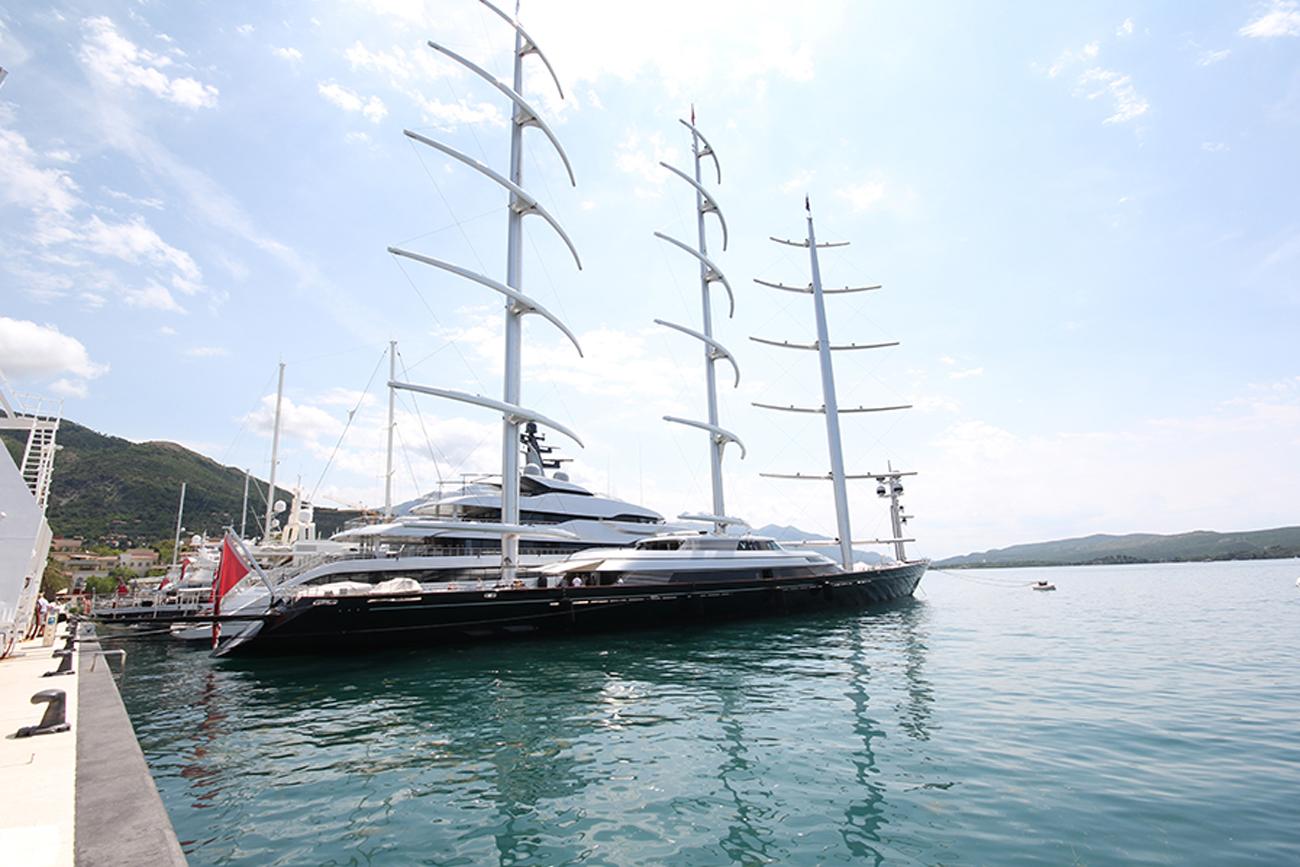 Porto Montenegro Marina