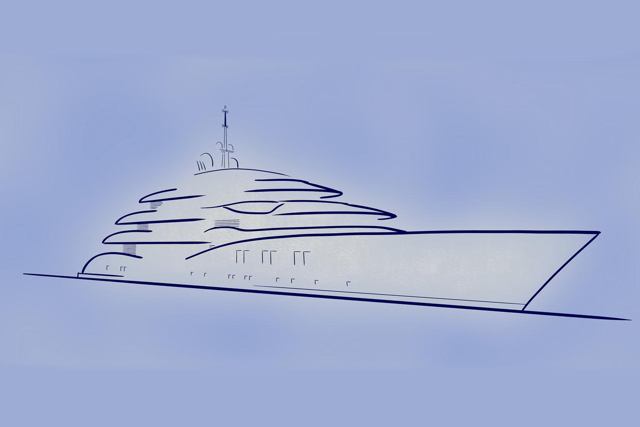 CRN Yacht 70M
