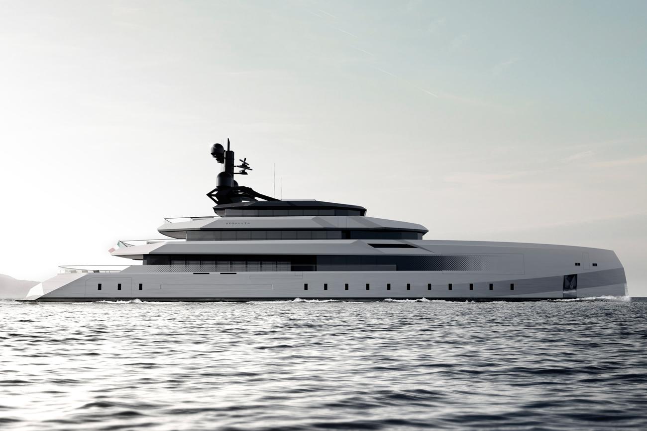 CRN Yacht Begallta 75M