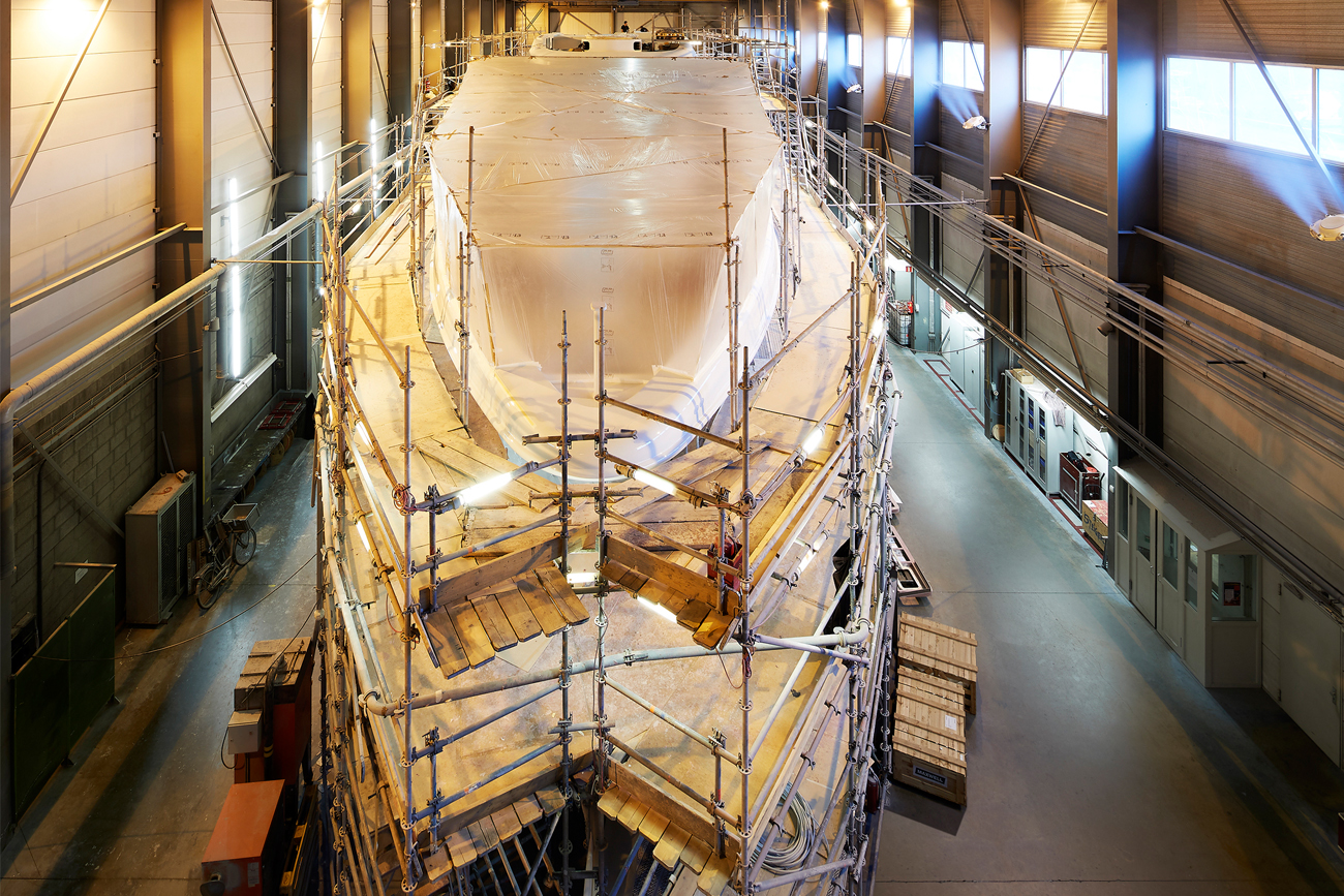 Heesen Yachts 18750 Project Aster