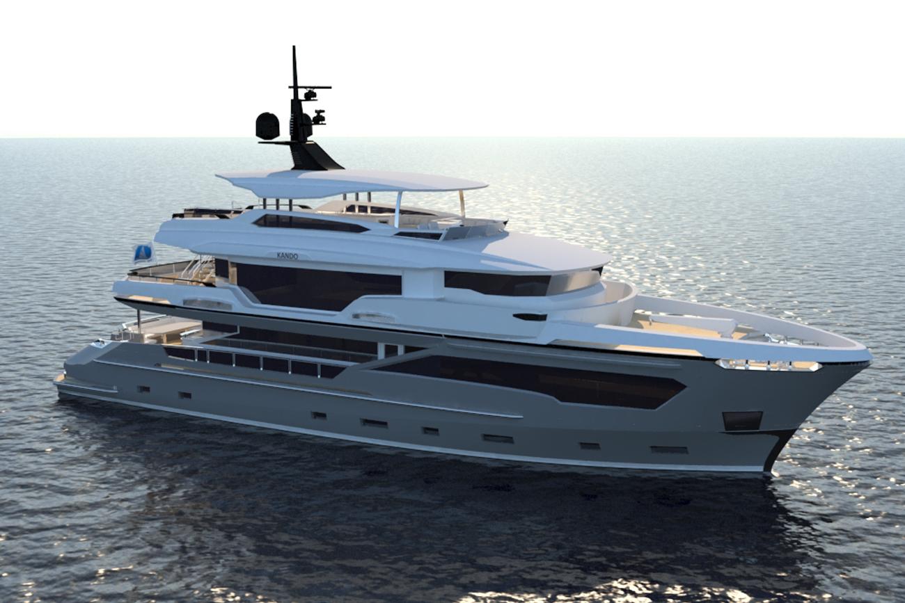 Ava Yachts Kando