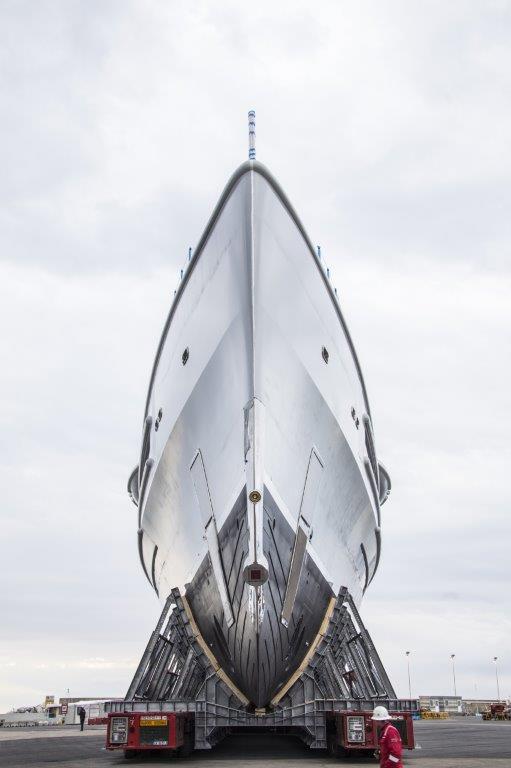 Benetti Superyacht