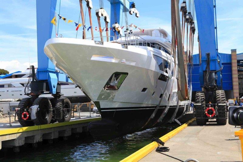 Benetti Yacht - Good Day Fourth  Mediterraneo 116