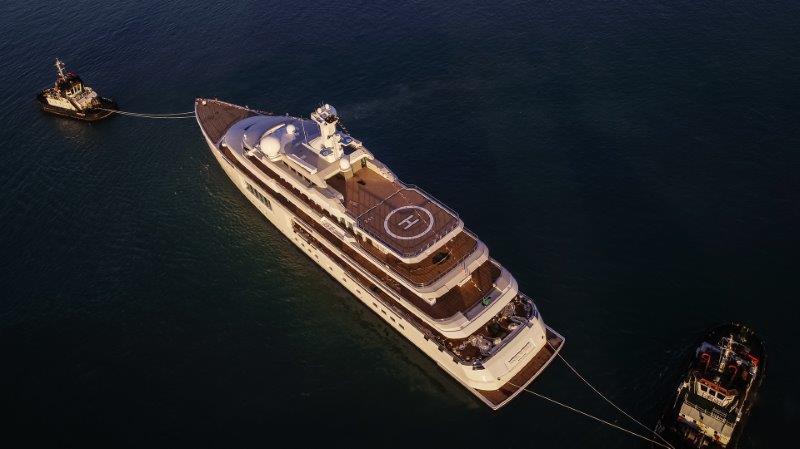 Benetti Yacht FB272