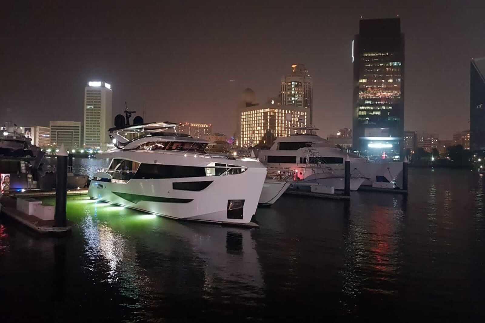 Dominator Yacht Hanaa