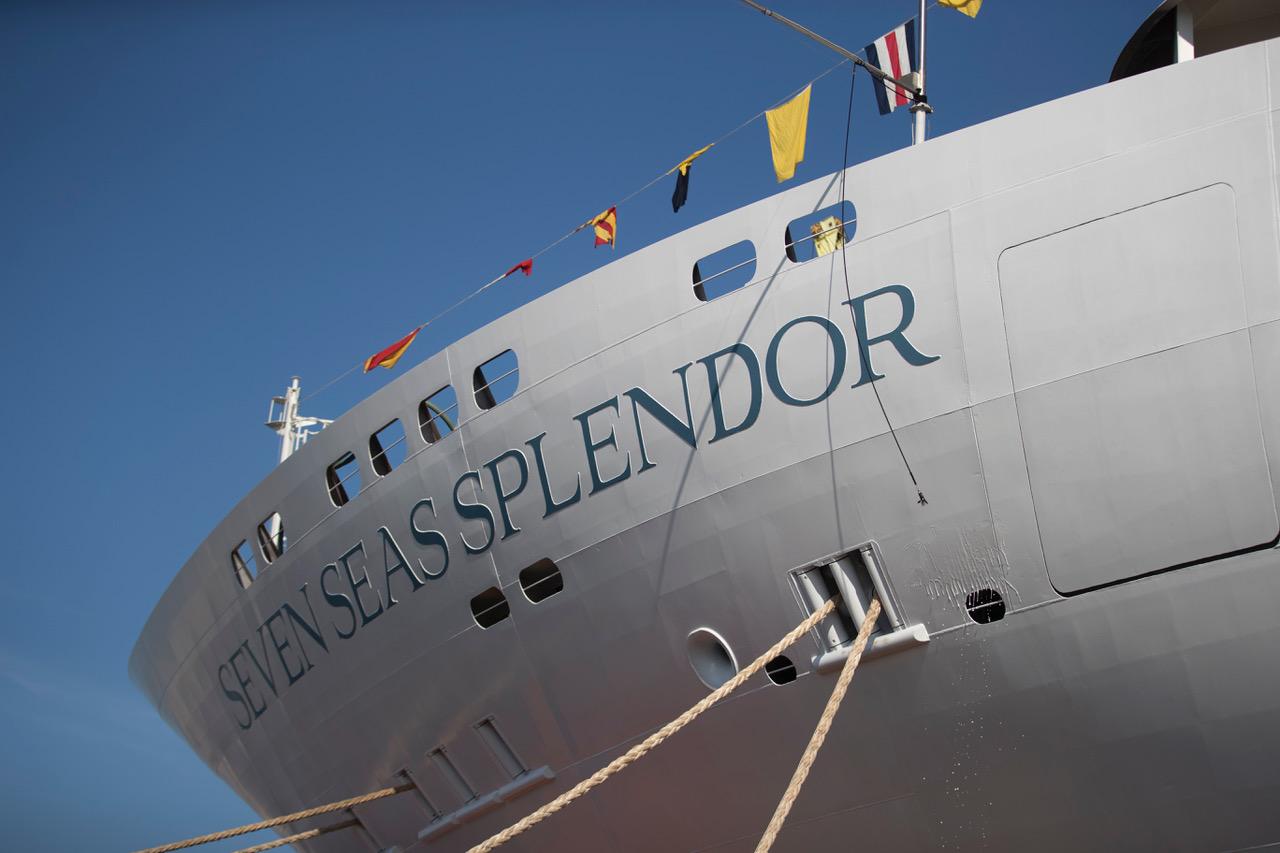 Fincantieri Seven Seas Cruise Ship