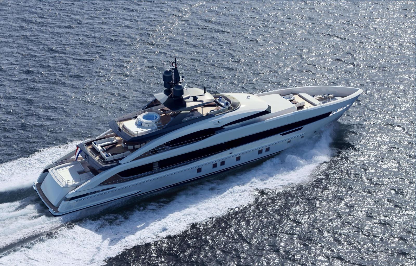Heesen Cruising Yacht 50M