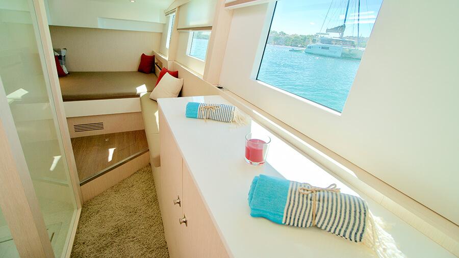 Silent Yacht 55