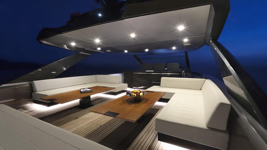 Alia YAchts 16M Fast Day Boat
