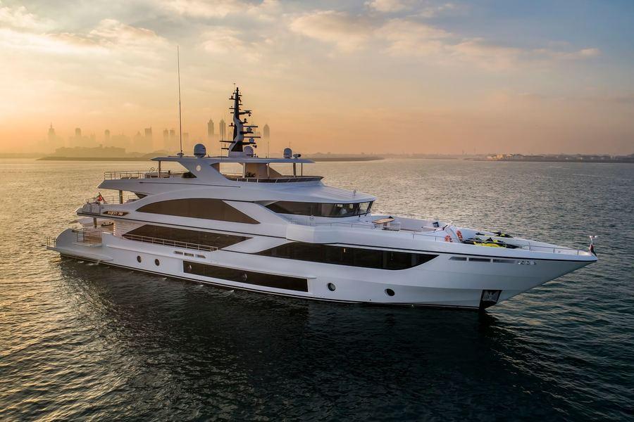 Gulf Craft Majesty 140 Superyacht