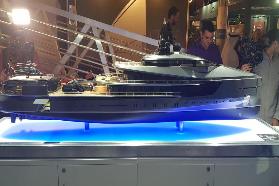 Oceanco Yacht Esquel