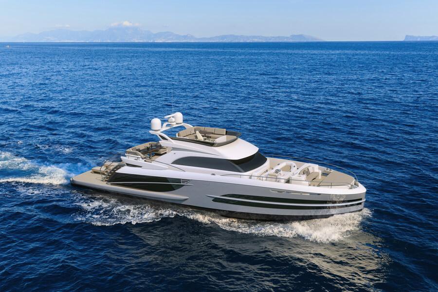 Phoenician Boat - Van der Valk Yachts