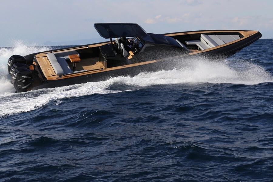 Phoenician Boat -Technohull Omega 45