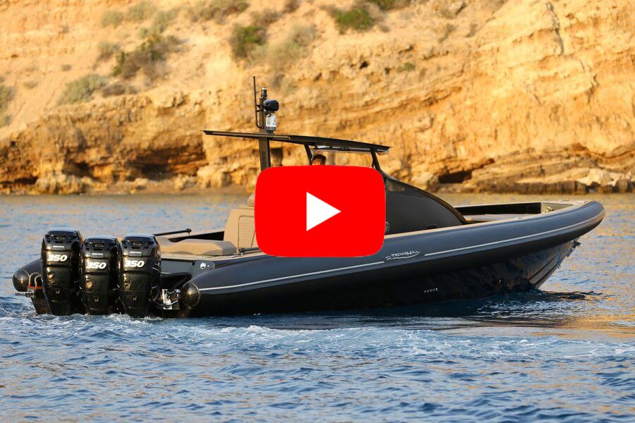 Phoenician Boat - Technohull Omega 45