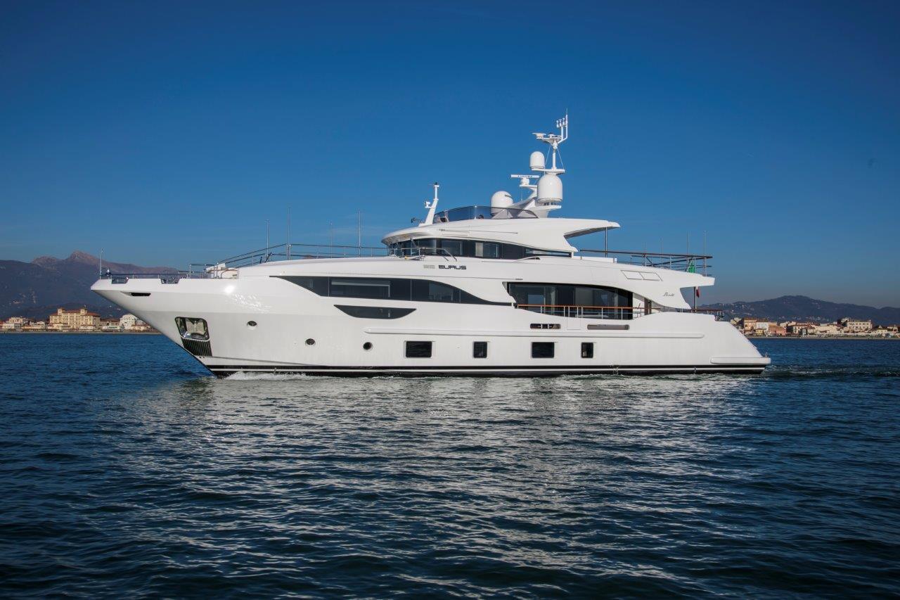 Benetti Yacht Delfino BD104