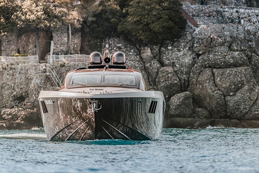 Phoenician Boat - Otam Boat