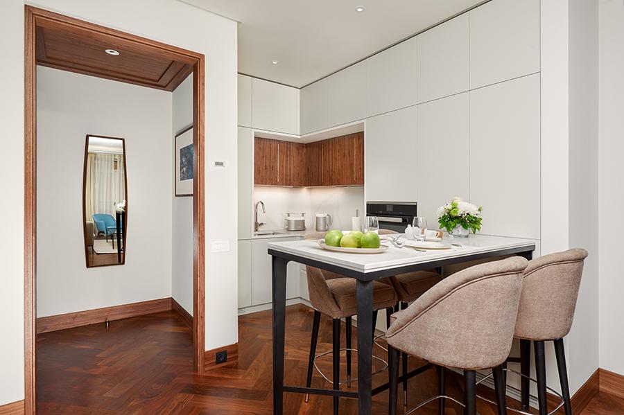 Elena Kitchen & Dining Mock up Suite