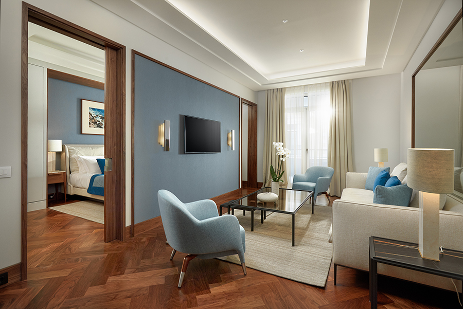Phoenician Boat - Elena One Bed Mock up Suite