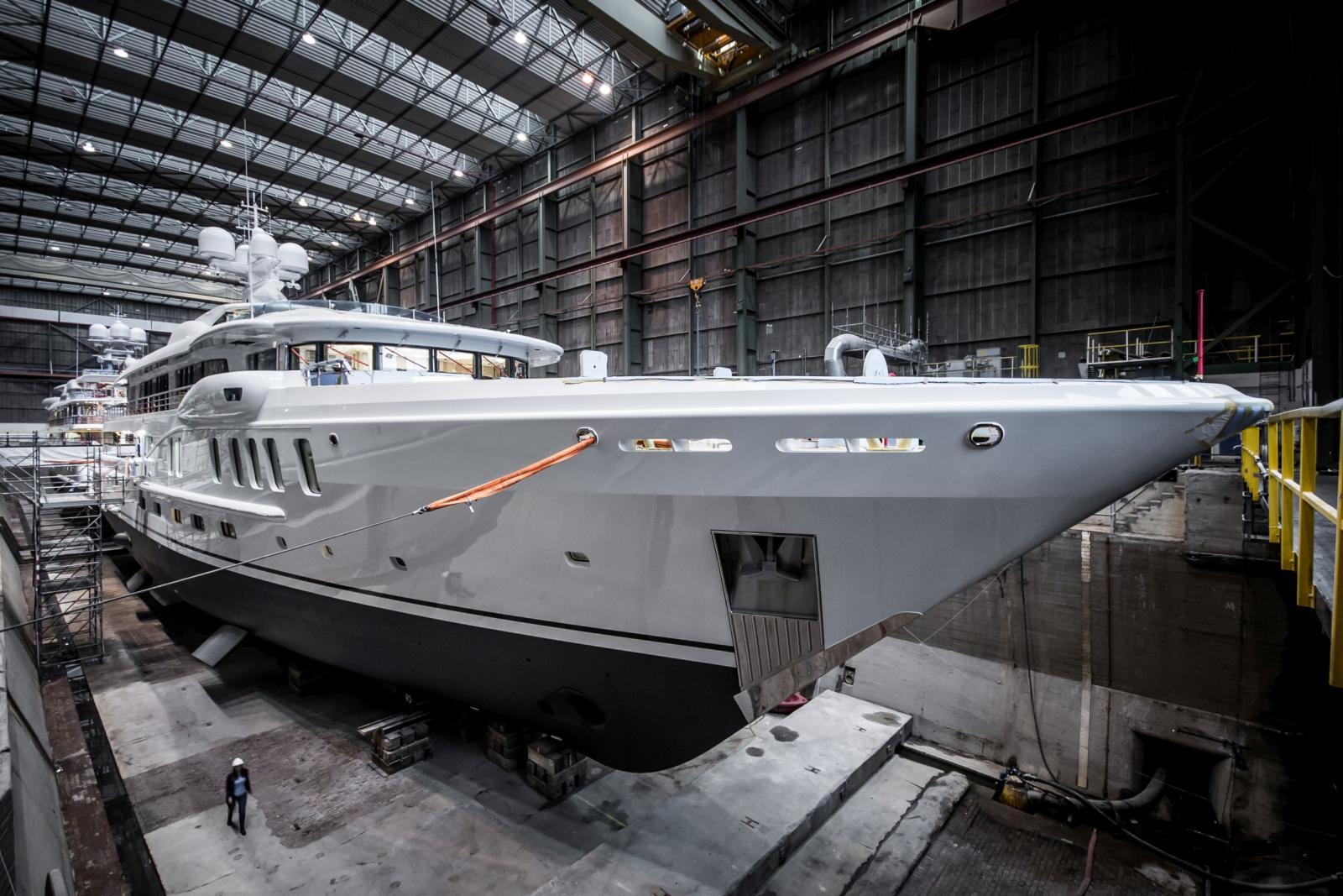 Phoenician Boat - AMELS 220 - Project WAKA
