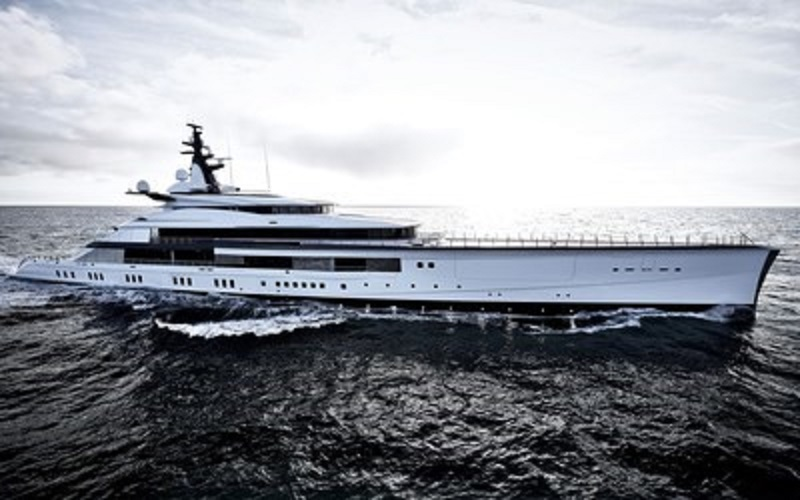 Oceanco Bravo Eugenia Yacht