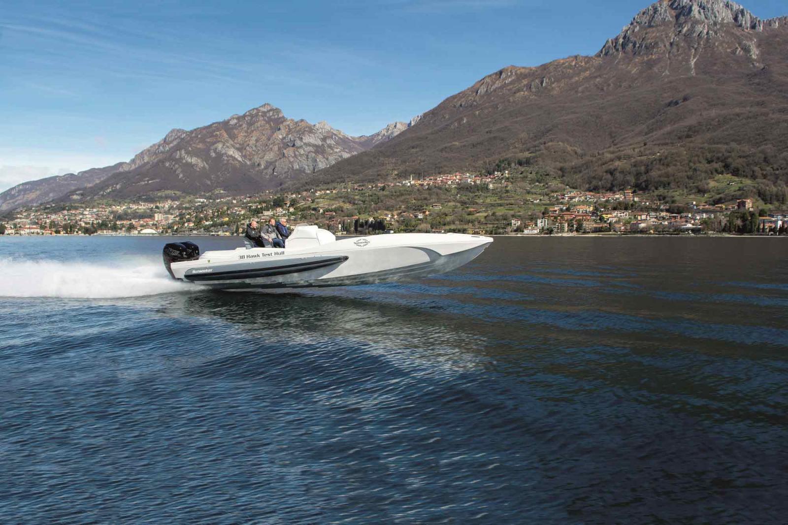 Sunseeker Boat Hawk 38