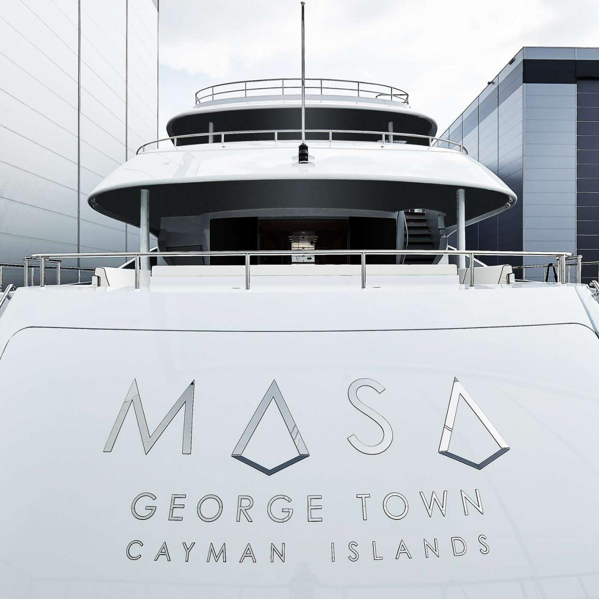 Heesen Masa Yacht