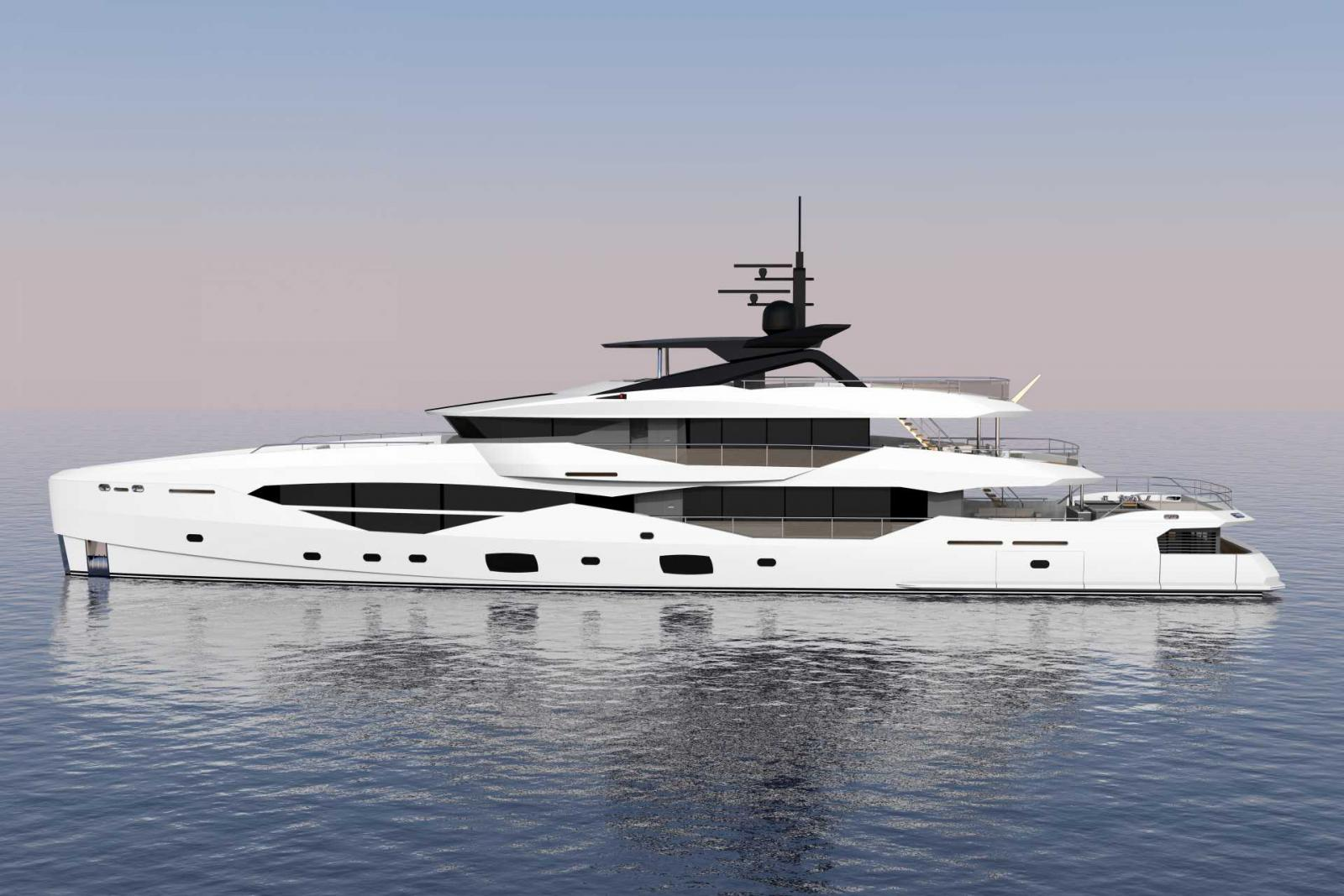 Phoenician Boat - Sunseeker Yacht 161 - Icon