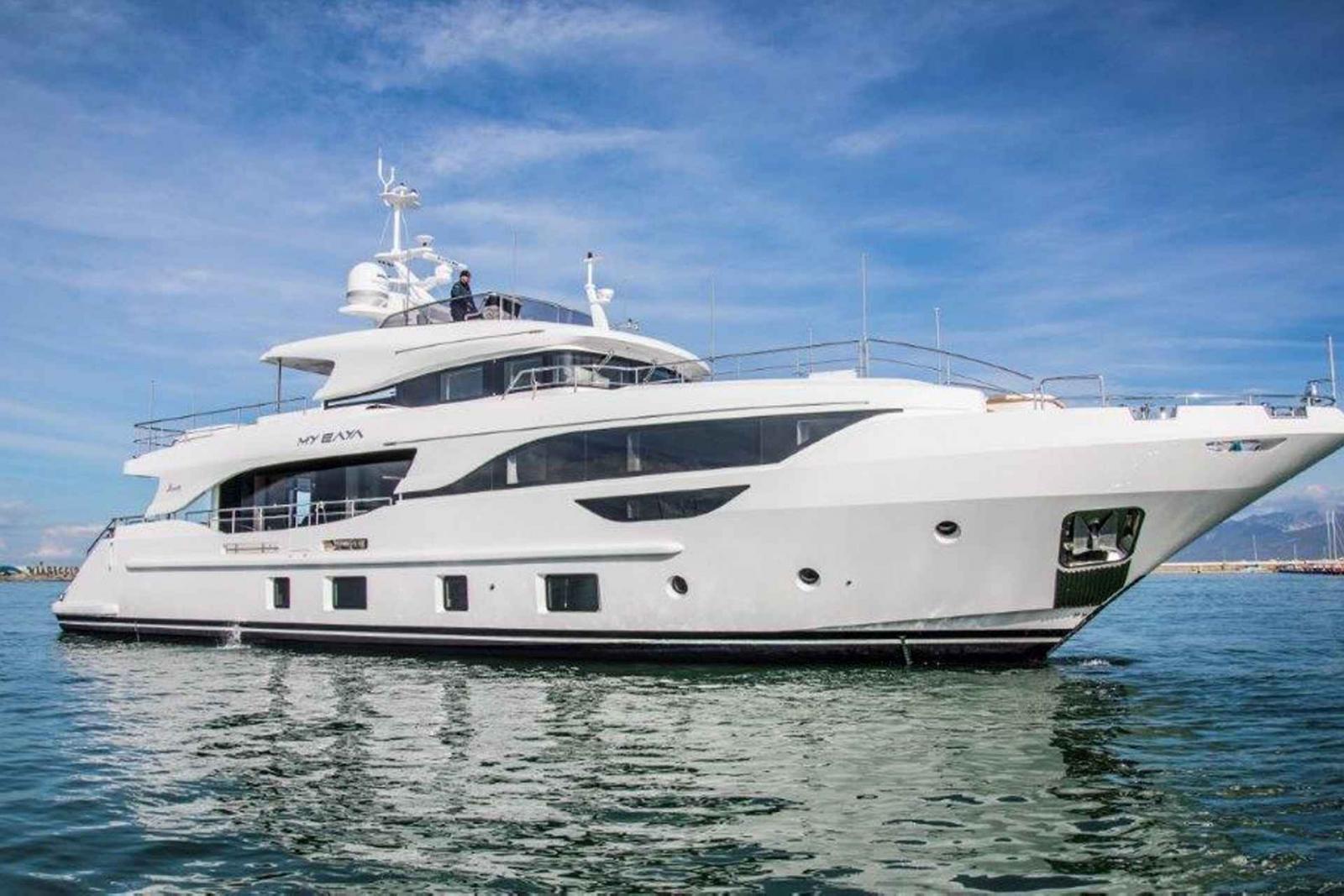 Benetti Yachts Delfino 95