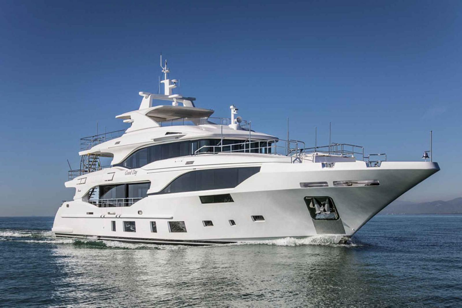 Benetti Yachts Mediterraneo 116