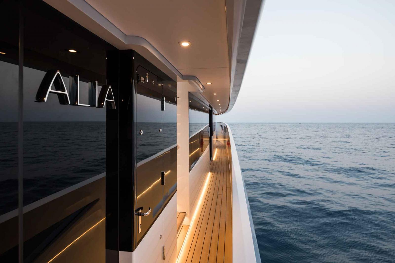 Alia Yachts Nozomi II