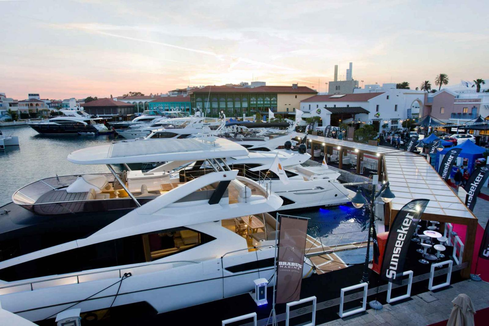 Limassol Boat Show