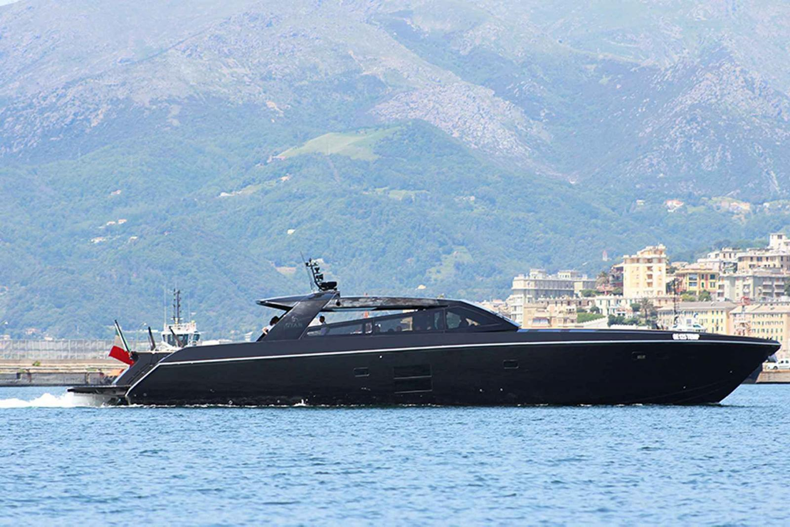 Otam Yacht 85 GTS at Cannes Yachting Festival 2019