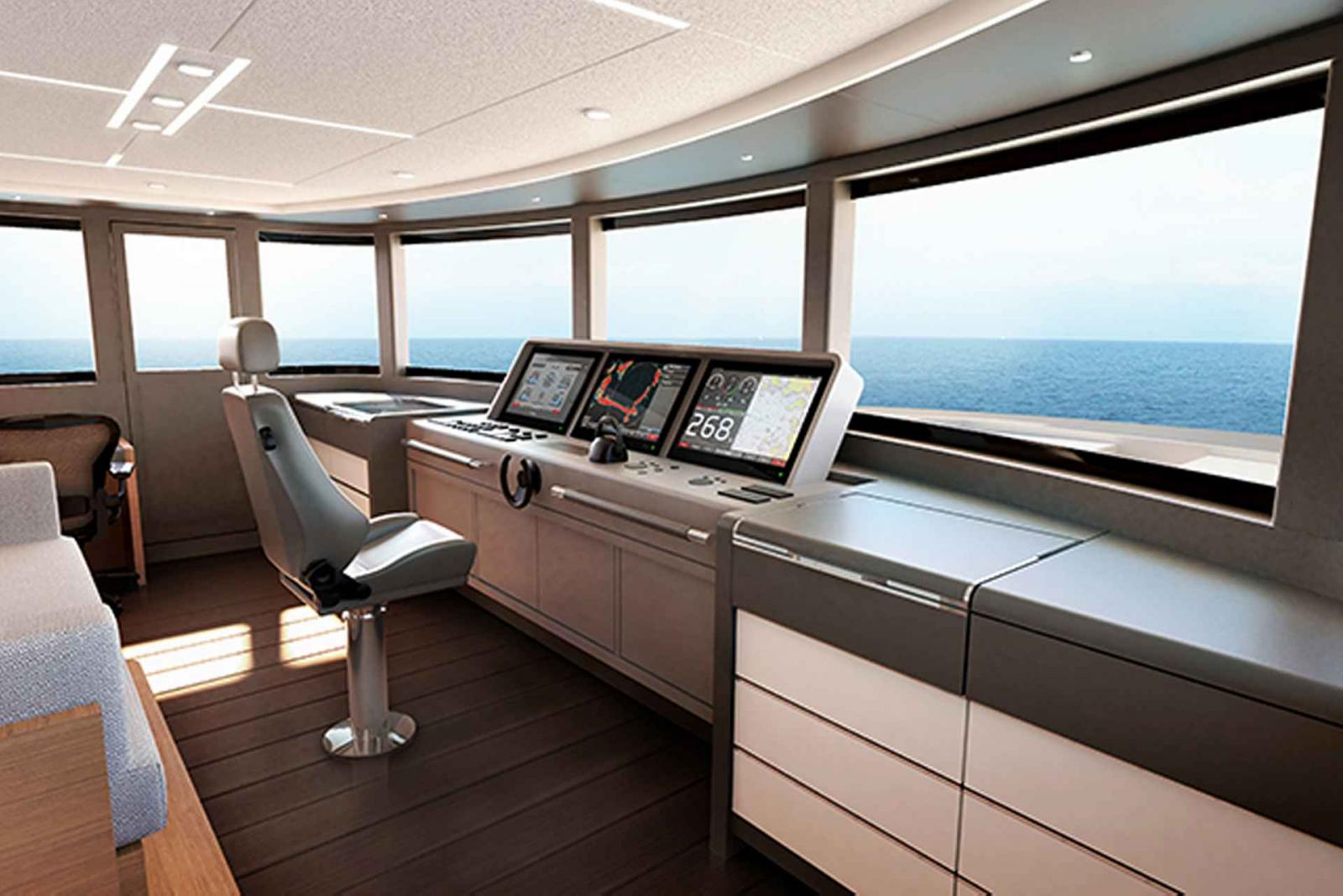 Johnson Yacht 115