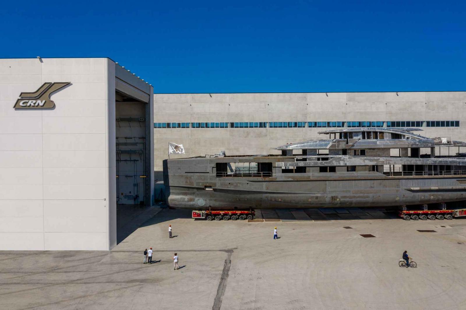 Megayacht 138 CRN 62M