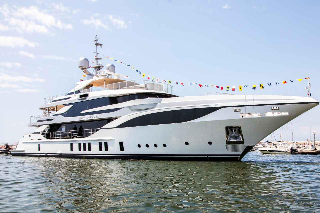 Benetti Megayacht FB703 Bacchanal 47M