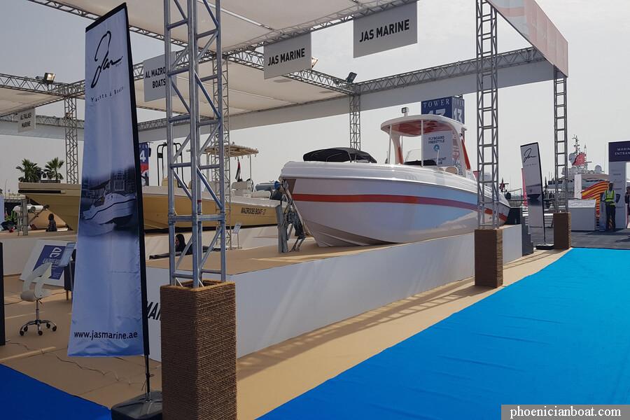 Phoenician Boat - Dubai Boat Show