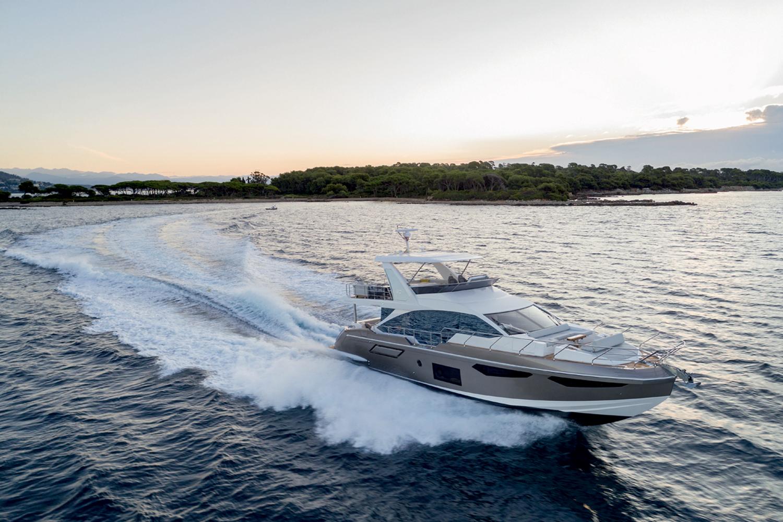 Azimut Yacht 60