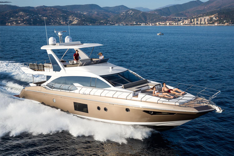Azimut Yacht 66