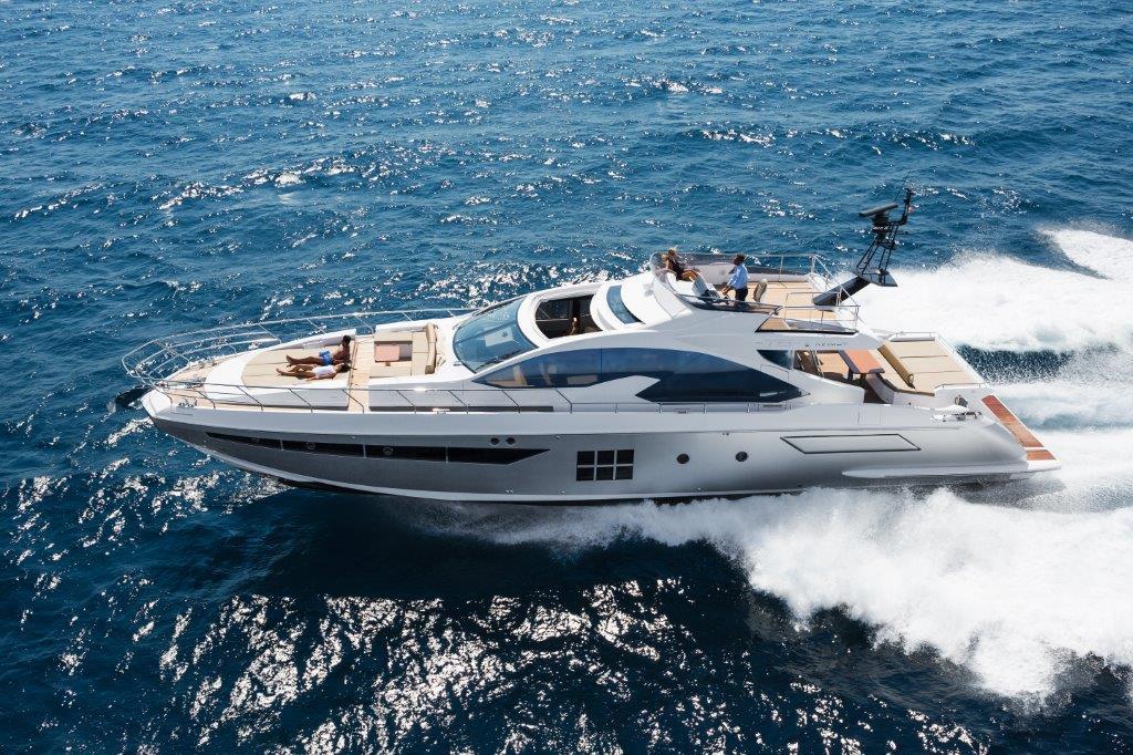 Azimut Yacht 77S