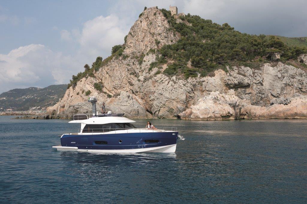 Azimut Yacht Magellano 43