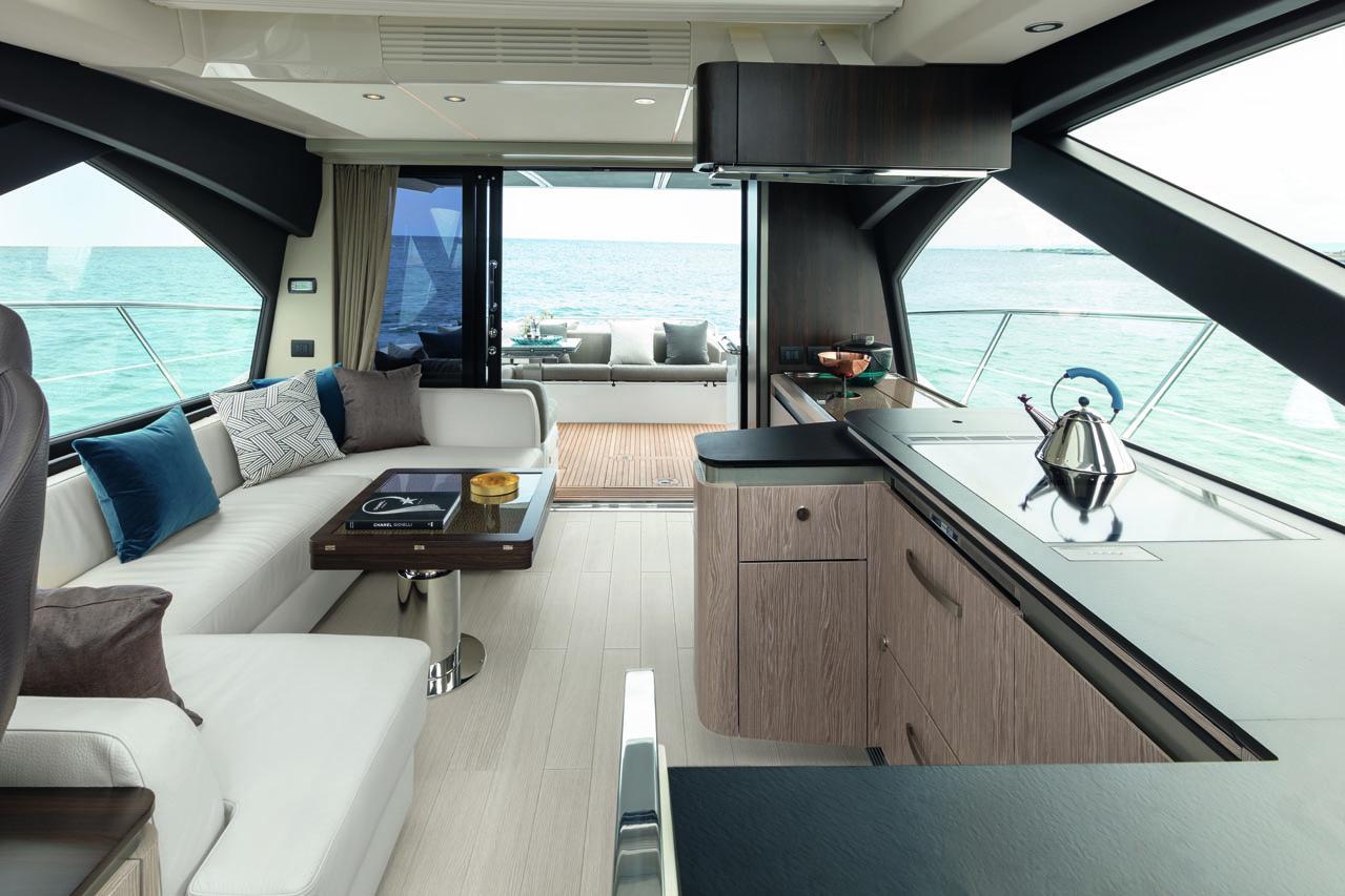 Azimut Yacht S6