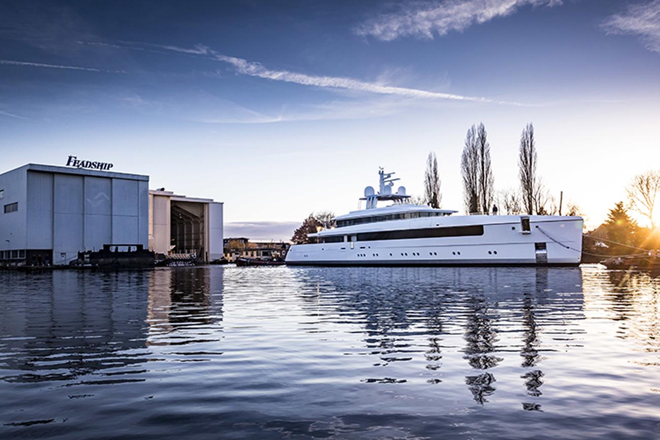 Feadhsip Yacht Najiba 58M
