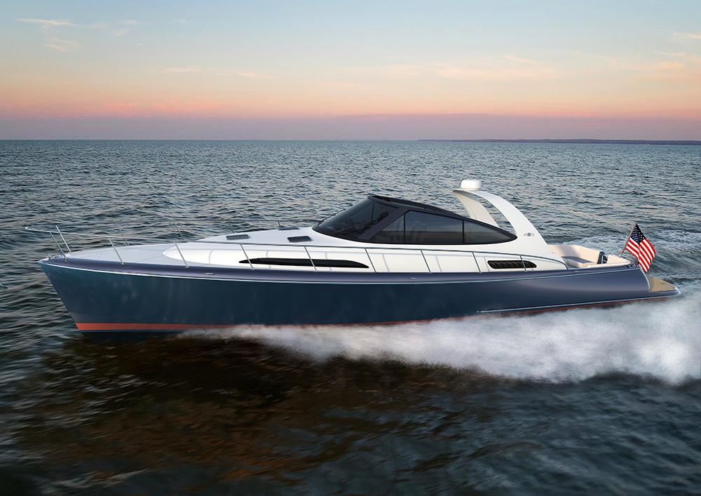 Palm Beach Yacht GT50