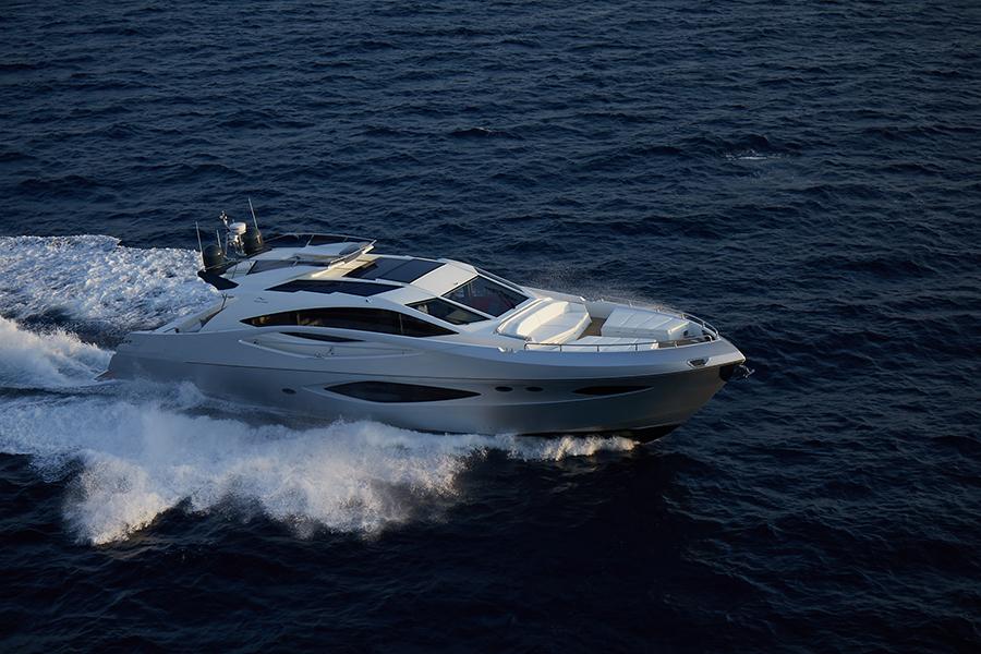 Numarine Yacht Adonis 78