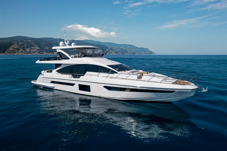 Azimut Yacht Grande 25 Metri External